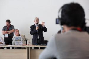 Paolo Santinello, Claudio Morelli, Fabrizio Braccini - Makers Fair Roma 2016
