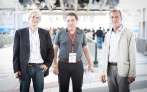 Paolo Santinello, Claudio Morelli, Fabrizio Braccini - Roma Makers Fair 2016